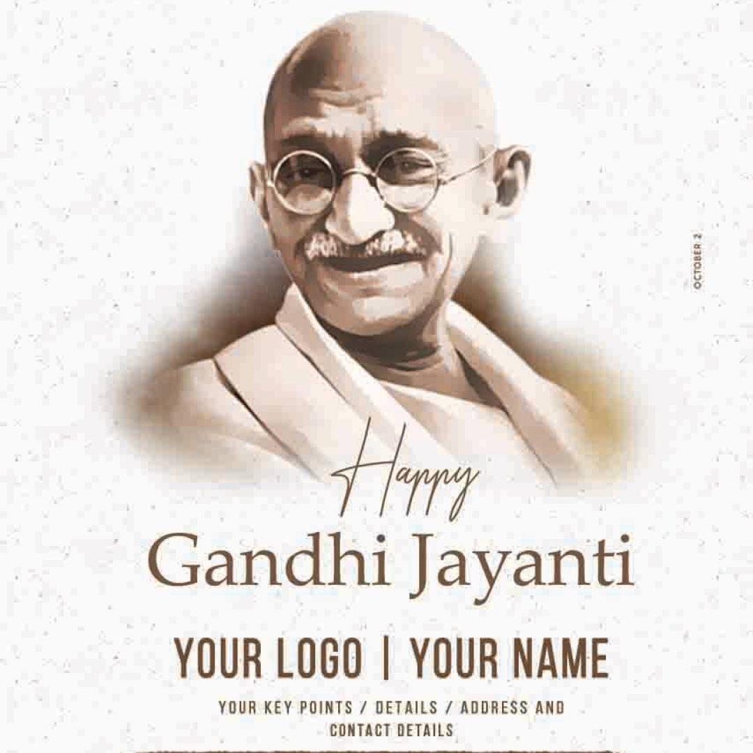 Ghandhi Jayanti